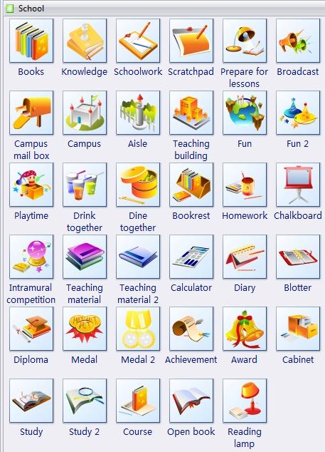 Teacher Clip Art Software.