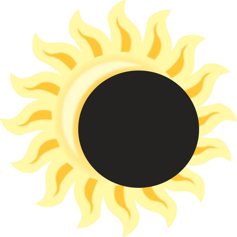 Solar Eclipse Clipart at GetDrawings.com.