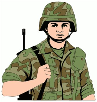 Free Soldier Cliparts, Download Free Clip Art, Free Clip Art.