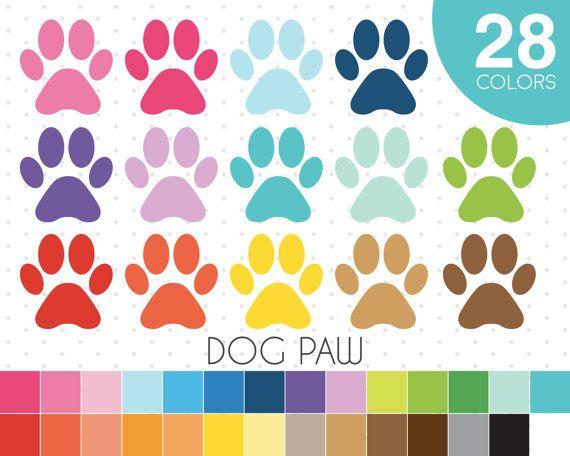25+ best ideas about Paw Print Clip Art on Pinterest.