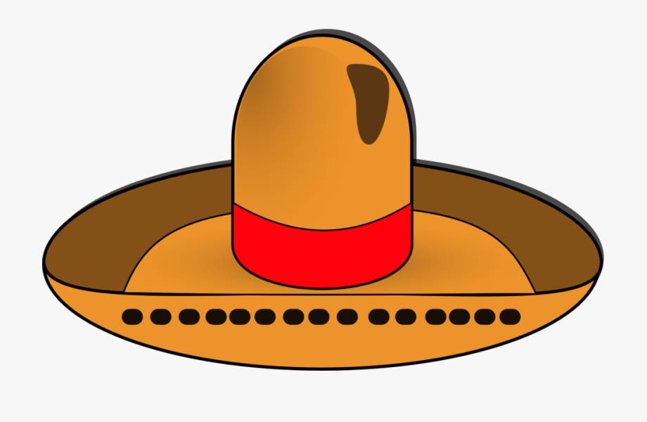 Sombrero Clipart , Transparent Cartoon, Free Cliparts.