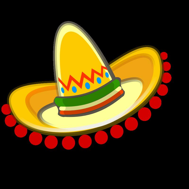 Free Mexican Sombrero Clipart, Download Free Clip Art, Free.