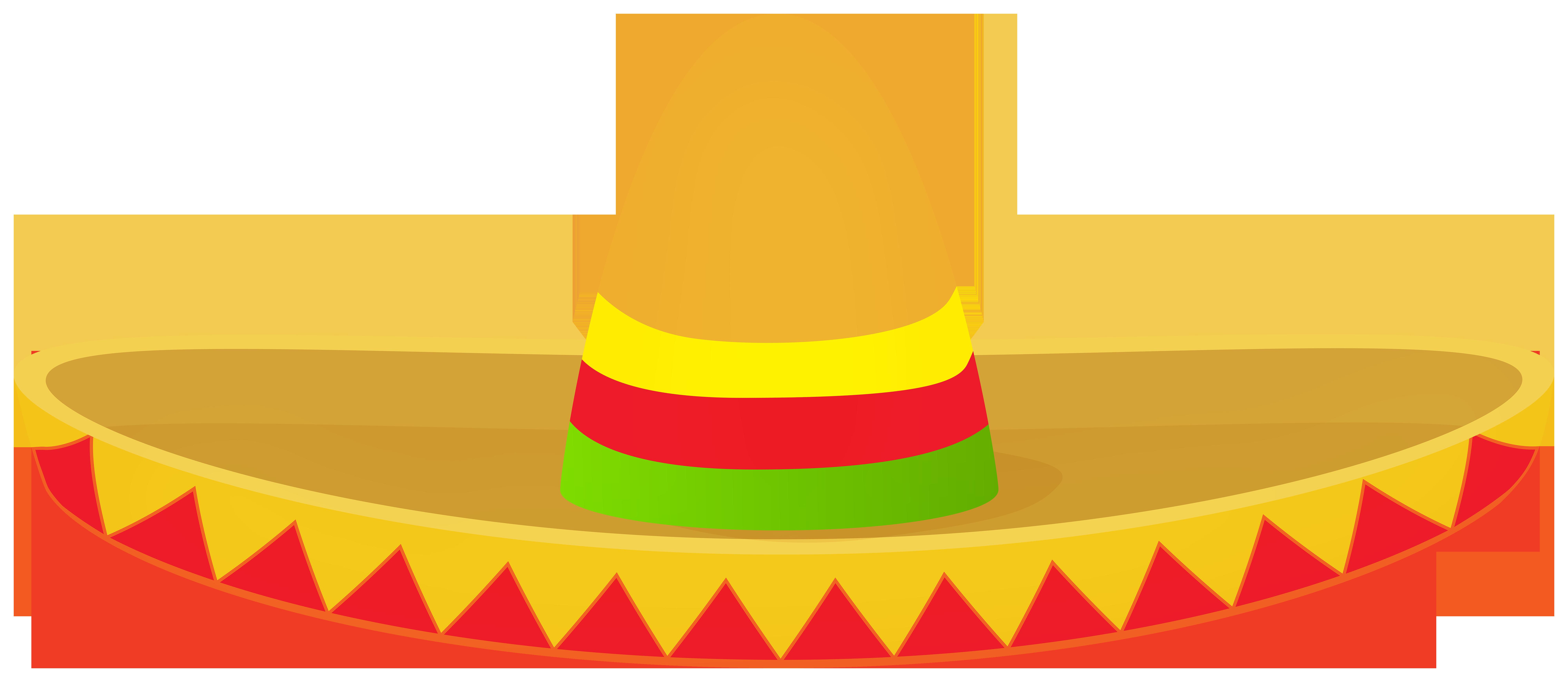 Sombrero PNG Clipart.