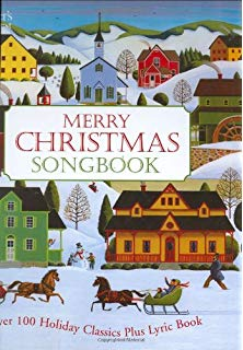 Merry Christmas Song Book: Reader\'s Digest: 9780762109081.