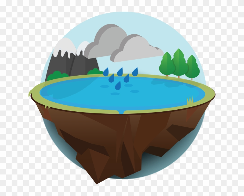 Well Clipart Natural Water Resource.