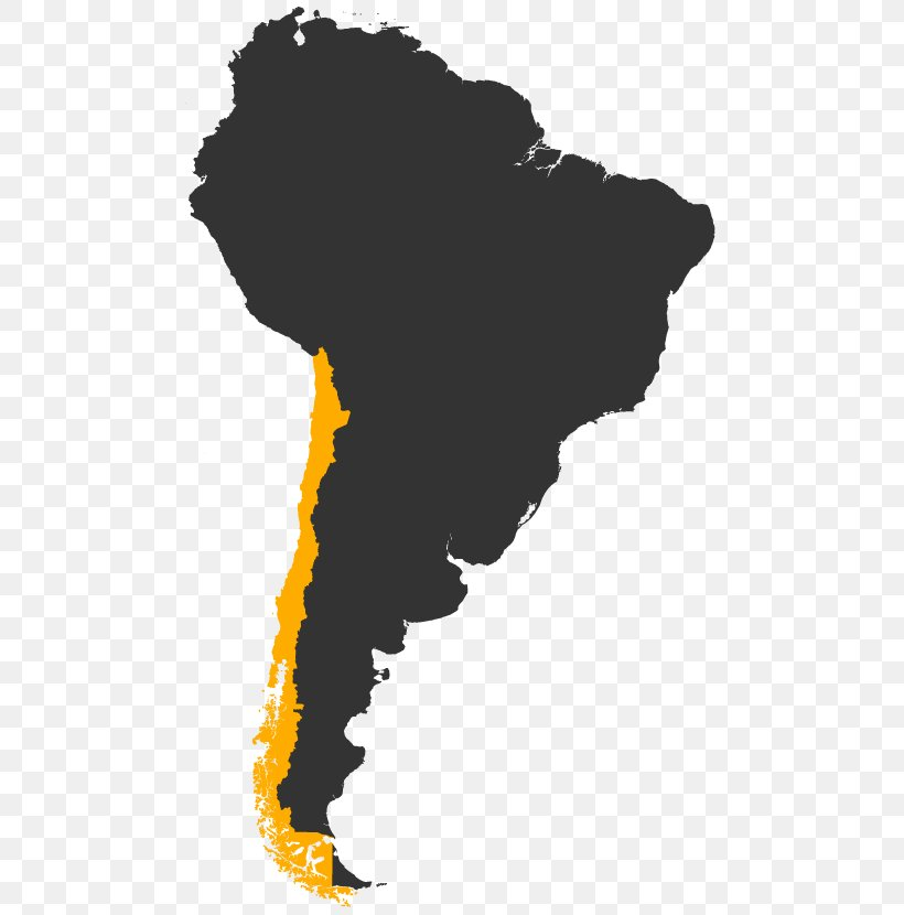 South America Vector Graphics Royalty.