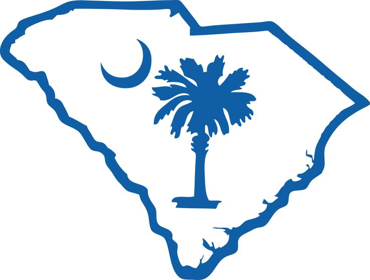 Simple south logo clipart.