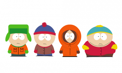 Download South Park PNG Clipart 420x252 For Designing.