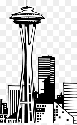 Space Needle PNG and Space Needle Transparent Clipart Free.