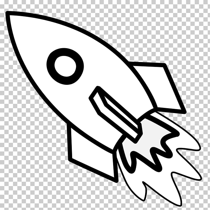 Rocket Spacecraft Free content , Line Graphics s PNG clipart.