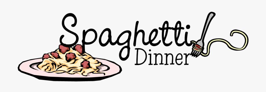 And Spaghetti Fundraiser Tickets Clipart.