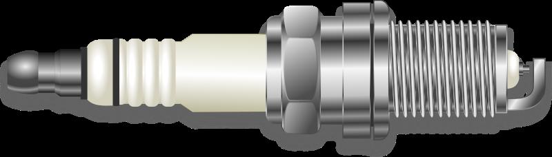 Free Clipart: Spark Plug.