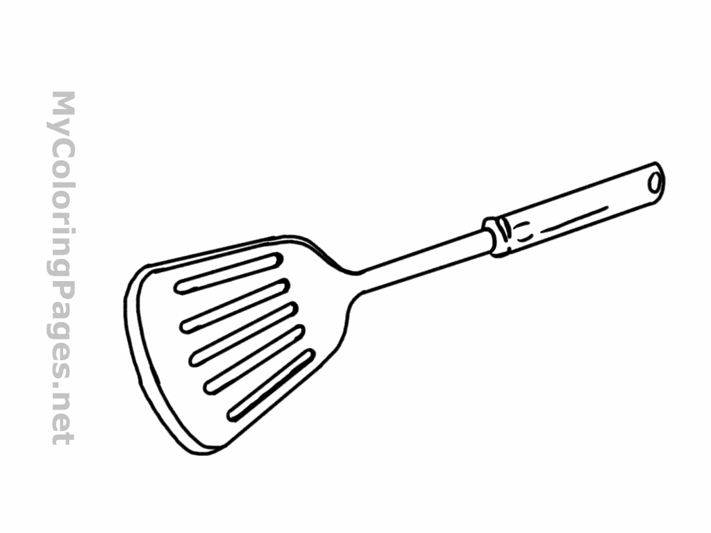 Free Spatula Cliparts Sketch, Download Free Clip Art, Free.