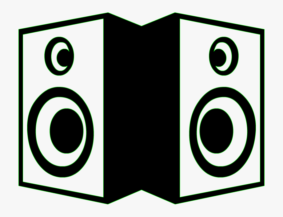 Stereo Speakers Clipart 3 By Laura.
