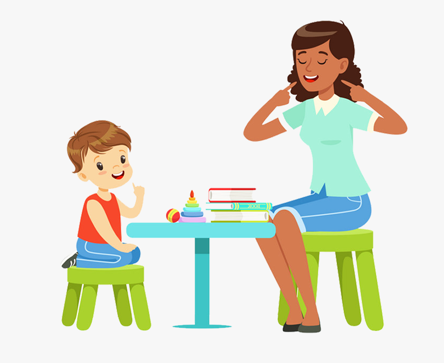 Speech Therapy Clipart , Free Transparent Clipart.