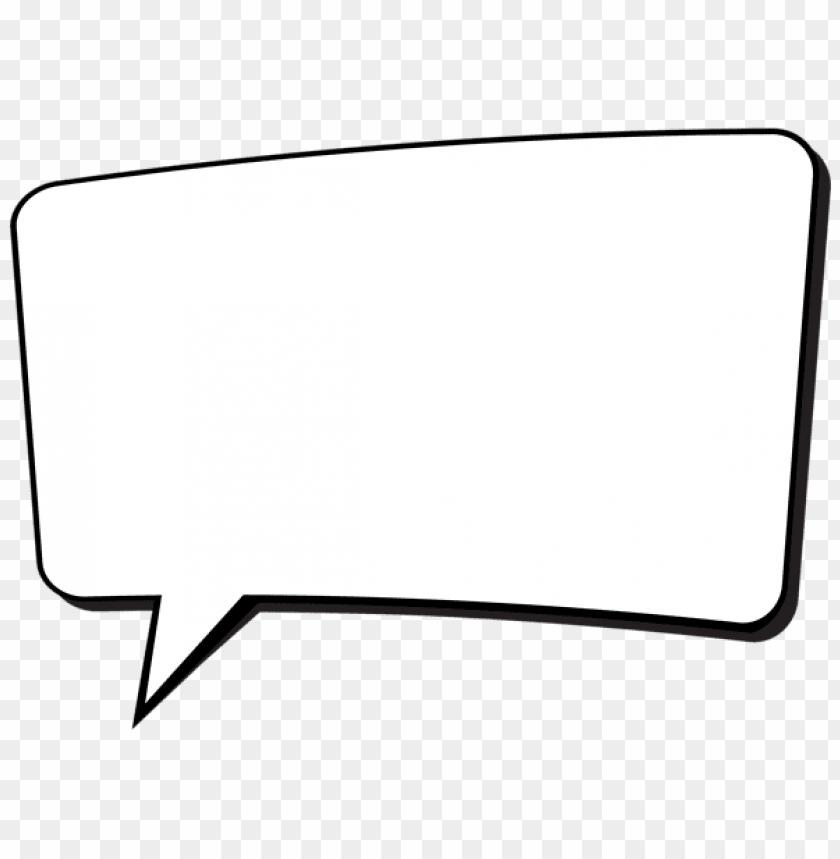 Download comics speech bubble clipart png photo.