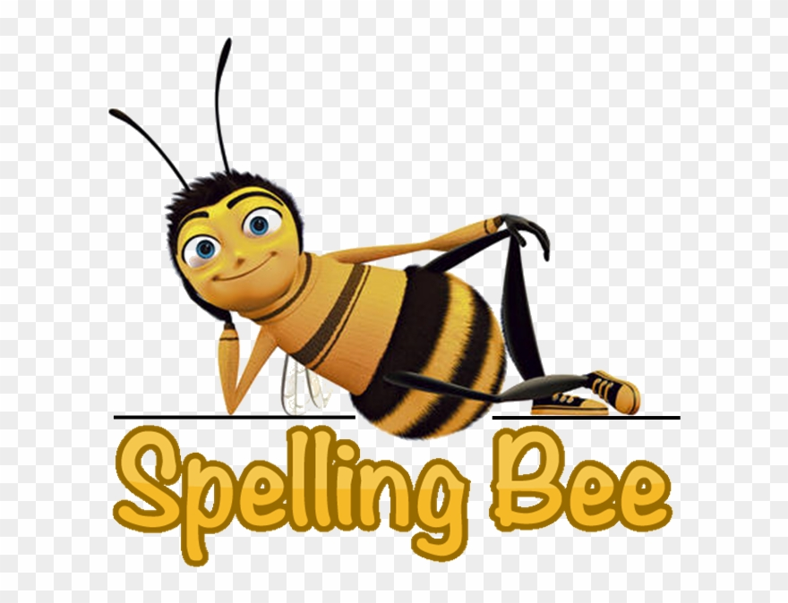 Spelling Bee Home.