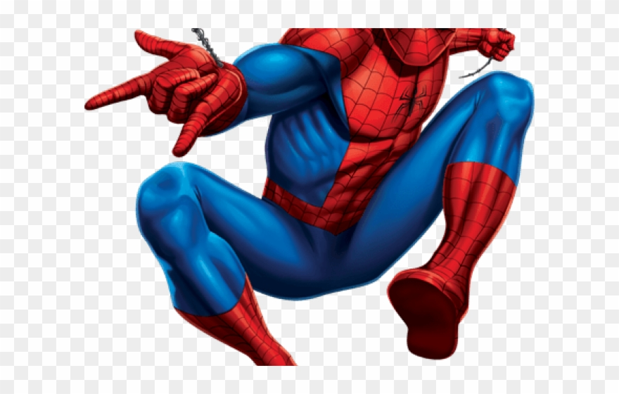 Free Spiderman Clipart.