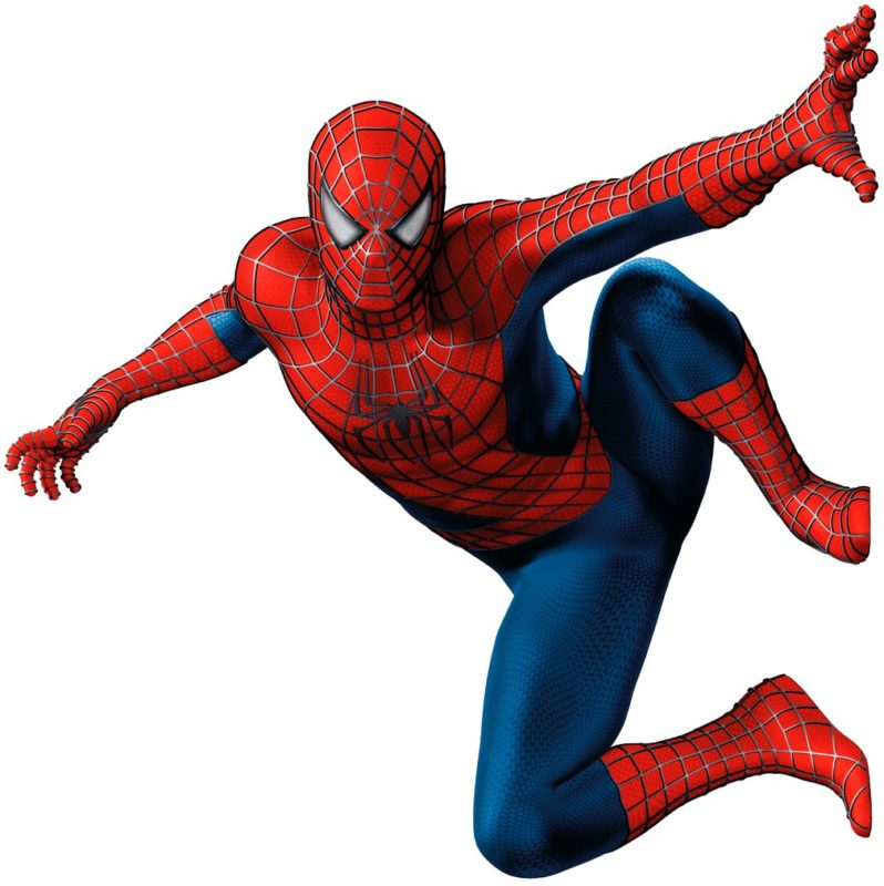 Spiderman clipart images great free clipart silhouette coloring jpeg.