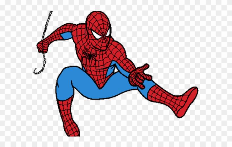 Hand Clipart Spiderman.