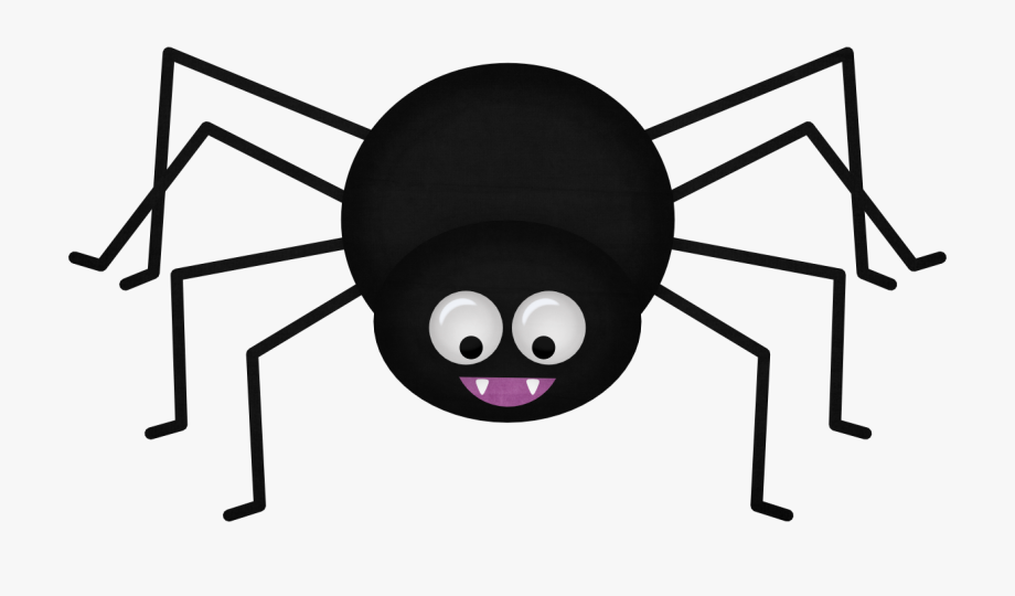 Spider Clipart Kid Png.