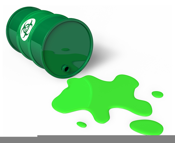 Chemical Spill Clipart.