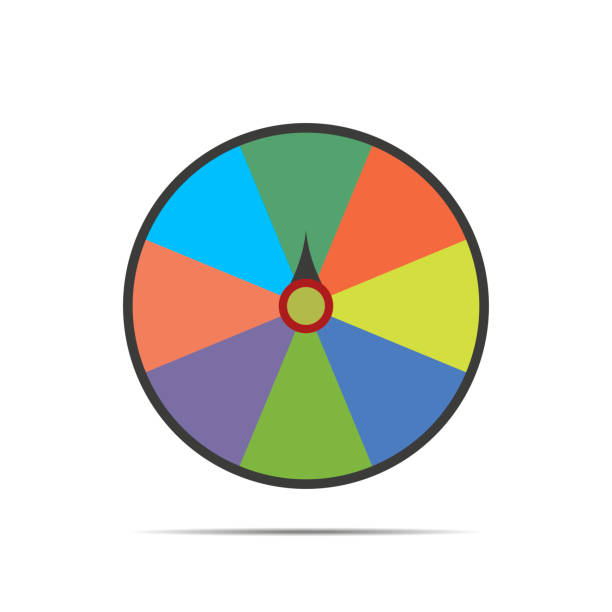 Best Spinning Wheel Illustrations, Royalty.