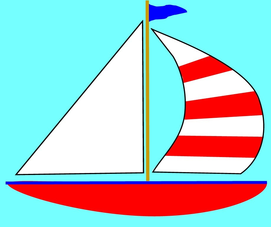 Clipart Images Of Yacht.