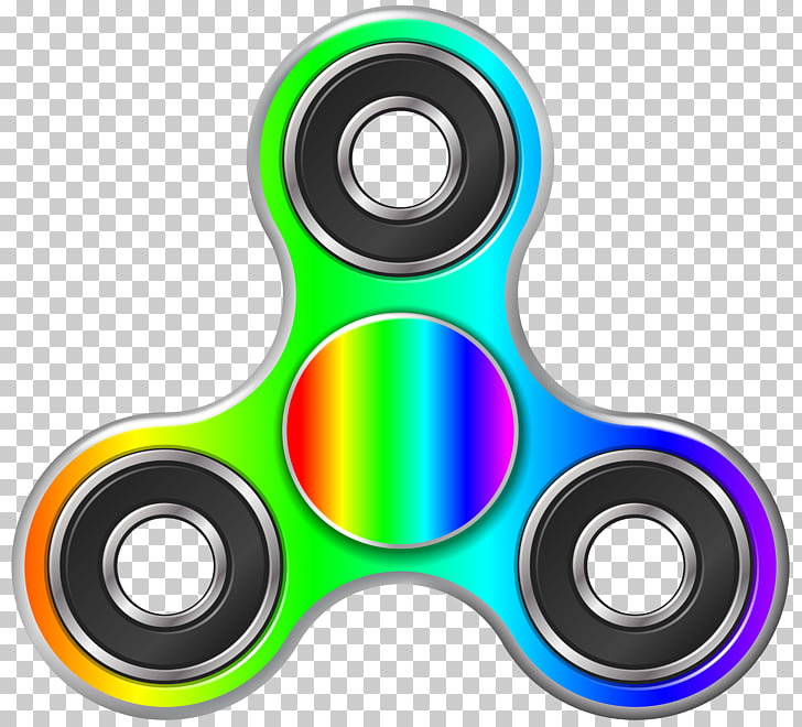 Fidget spinner Toy , spinners PNG clipart.