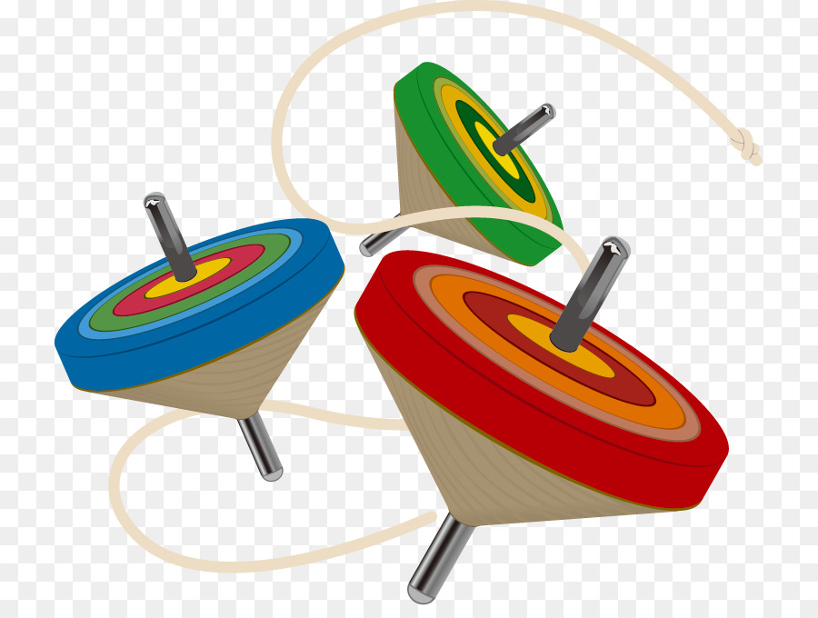 Spinning Tops Top png download.