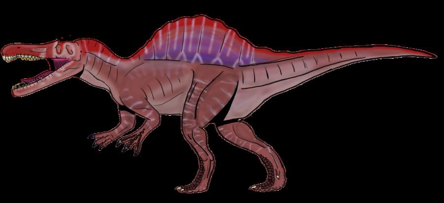 Dinosaurs clipart spinosaurus, Dinosaurs spinosaurus.