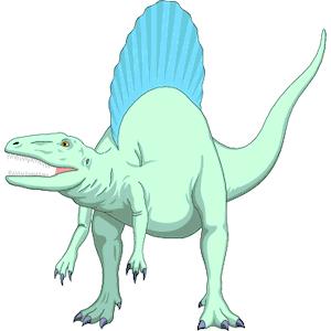 Spinosaurus 3 clipart, cliparts of Spinosaurus 3 free.