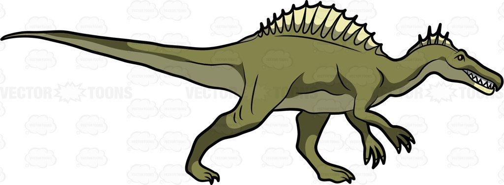 Spinosaurus clipart » Clipart Station.