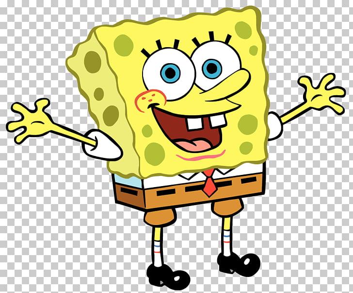 SpongeBob PNG clipart.