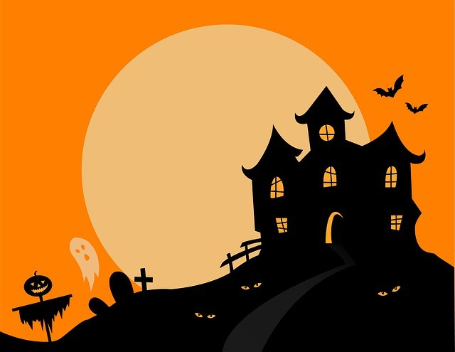 Haunted House Clipart Images.
