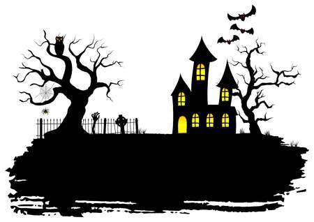 Spooky House Clipart (89+ images in Collection) Page 2.