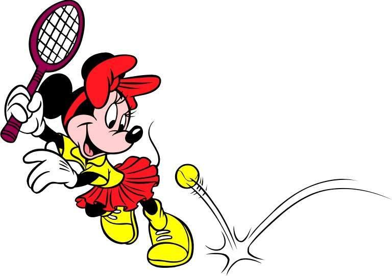 Royalty free sport cartoons.