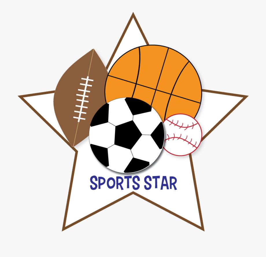 Free Sports Balls Clipart Image.