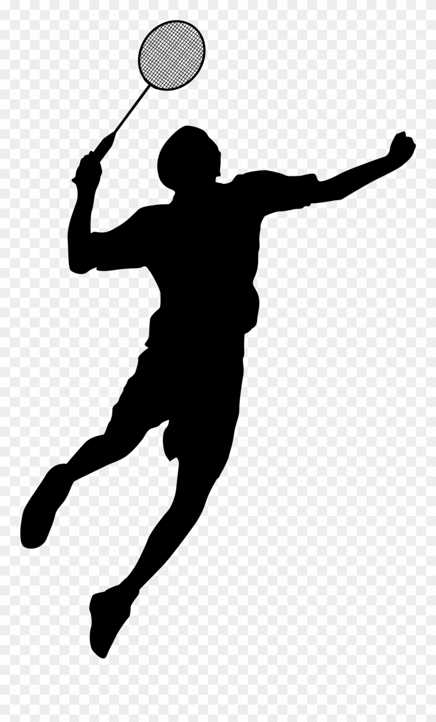Silhouette Sports Figures At Getdrawings.