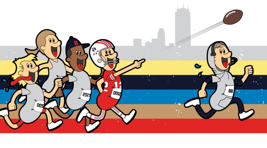 Sport People clipart.