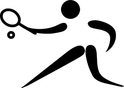 Olympic Sports Symbols.