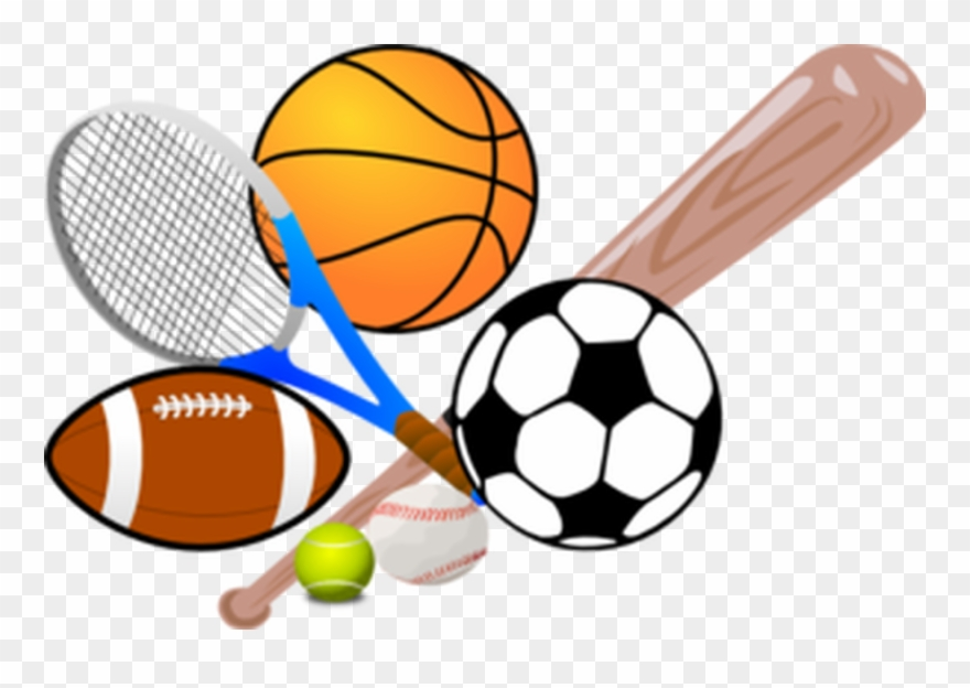 Sports Equipment Clipart Pe Subject.