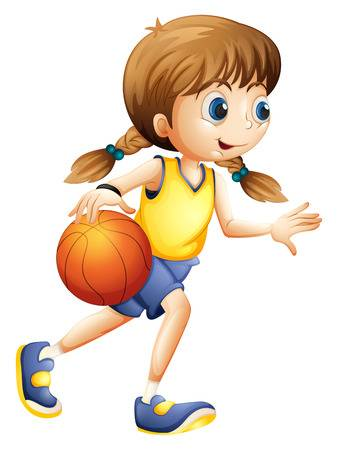 Sport Girl Cliparts Free Download Clip Art.