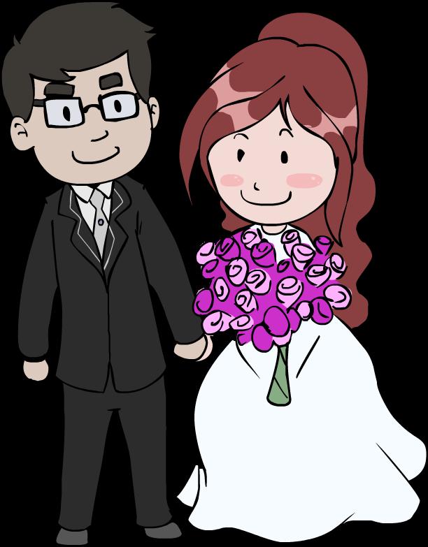 Marriage clipart spouse, Marriage spouse Transparent FREE.