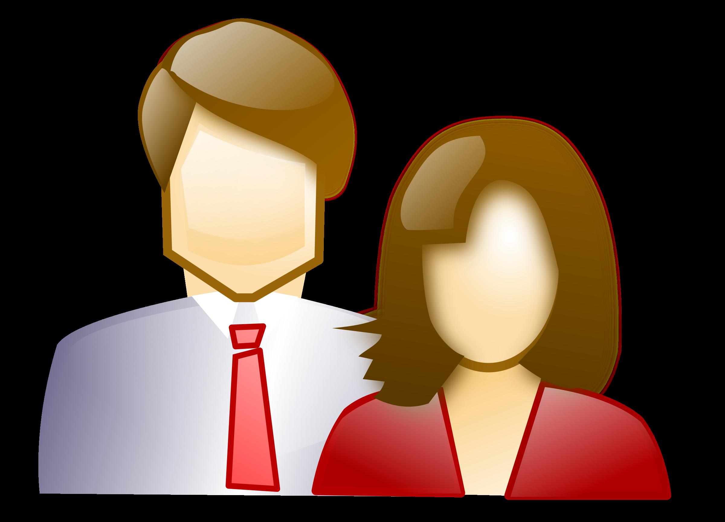 Couple clipart spouse, Couple spouse Transparent FREE for.
