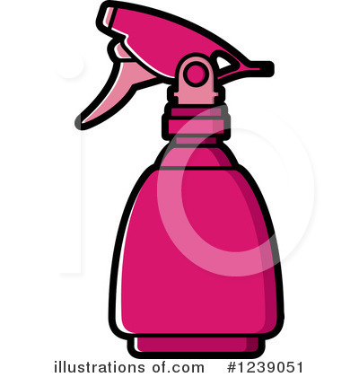 Spray Bottle Clipart #1239051.