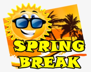 Spring Break PNG Images, Free Transparent Spring Break.