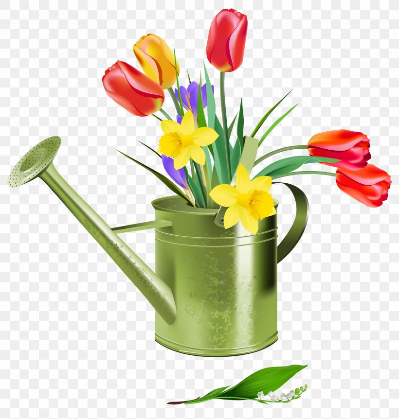 Flower Spring Clip Art, PNG, 3961x4167px, Flower, Can Stock.