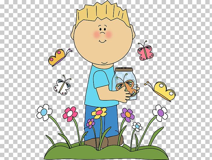 Spring Child , Springtime Boy s PNG clipart.