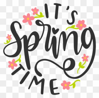 Free PNG Spring Time Clip Art Download.